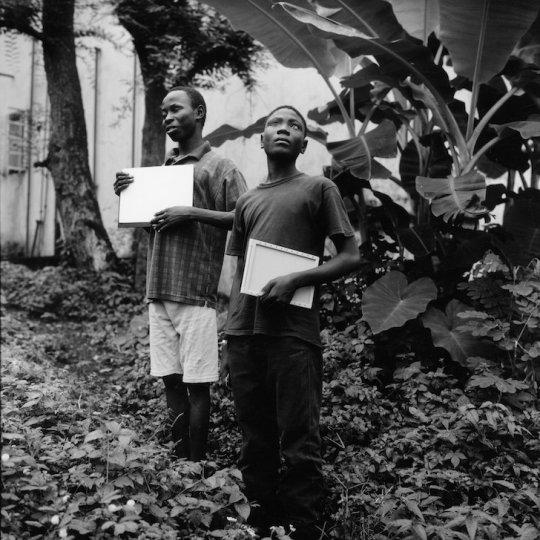 """""""Inner Light"""" Portraits of the Blind. Sierra Leone 1999-2003"""""""