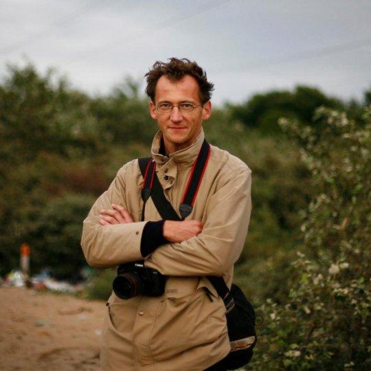 Interviews with Tim Hetherington Award Winners: Olivier Jobard