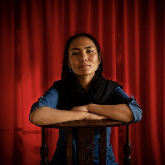Visionary Award 2020: KIANA HAYERI