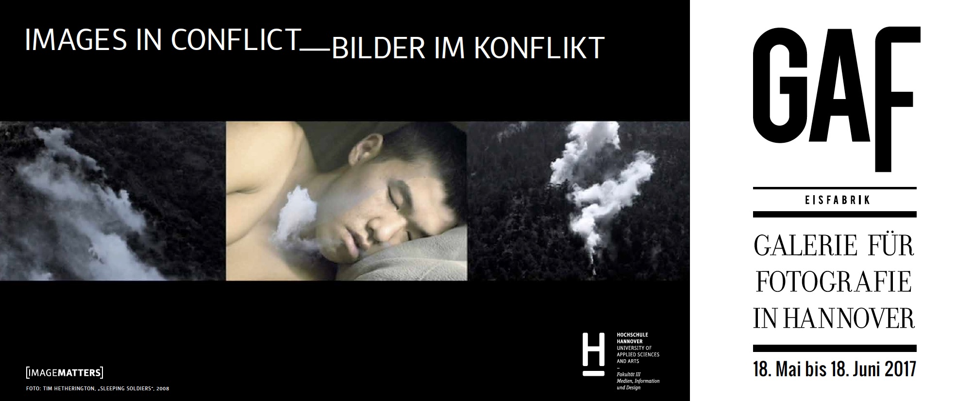 Tim Hetherington Trust Images In Conflict Symposium Hochschule Hannover University Of Applied Sciences And Arts Hanover