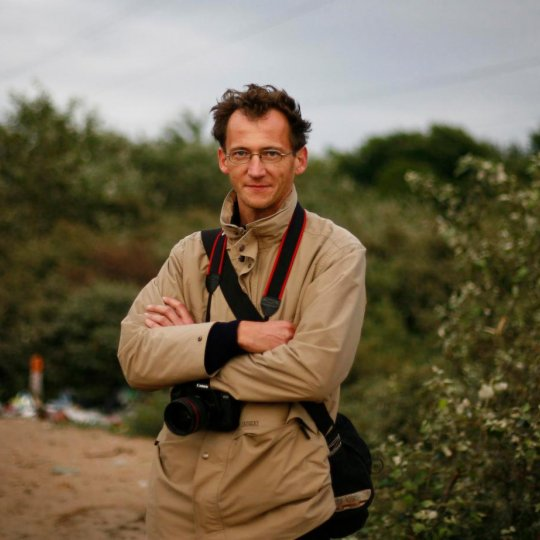 Interviews with Tim Hetherington Award Winners: Olivier Jobard