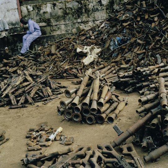 Liberia At Peace